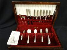 1934 Towle Candlelight Sterling Silver Flatware 1620