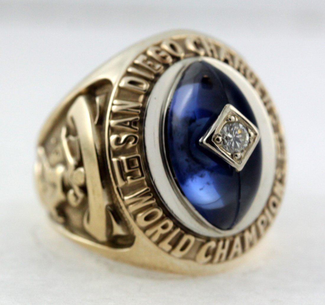 1963 AFL Championship Ring 10Kt Gold