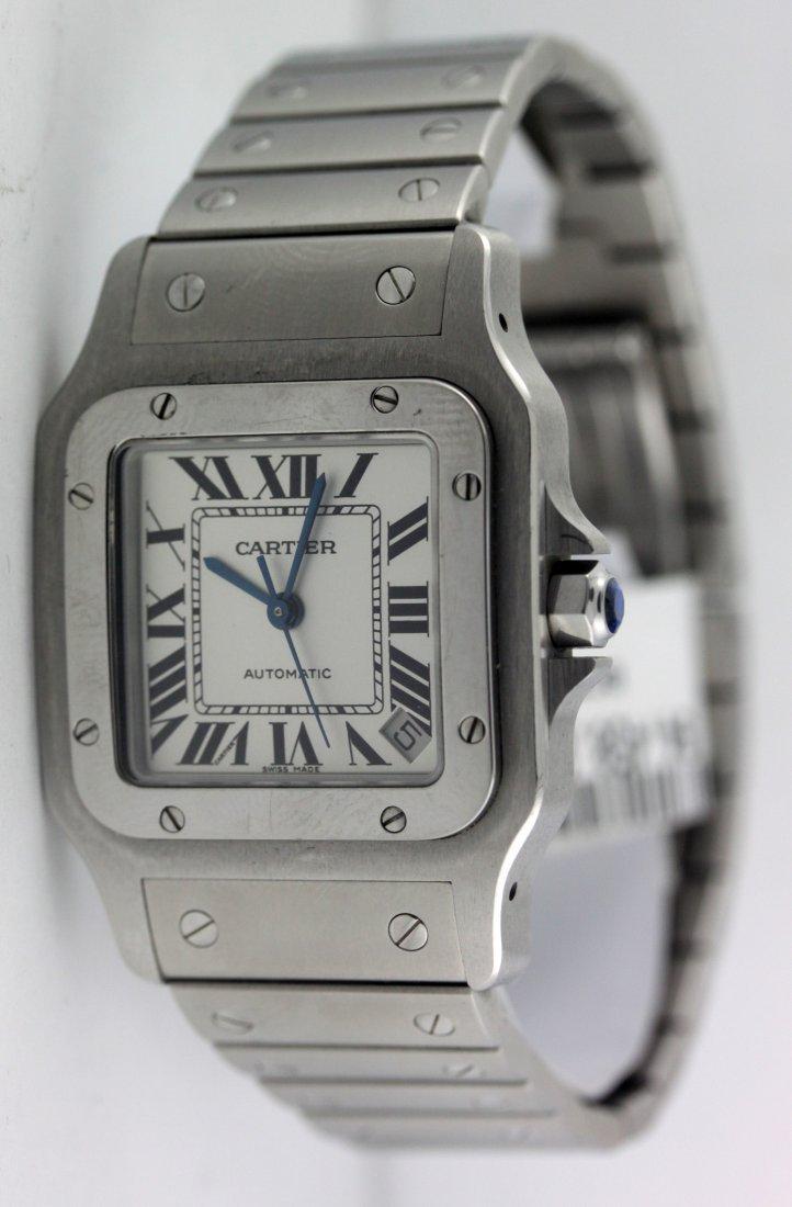 Cartier 2823 Santos Galbee XL Automatic Men's Watch