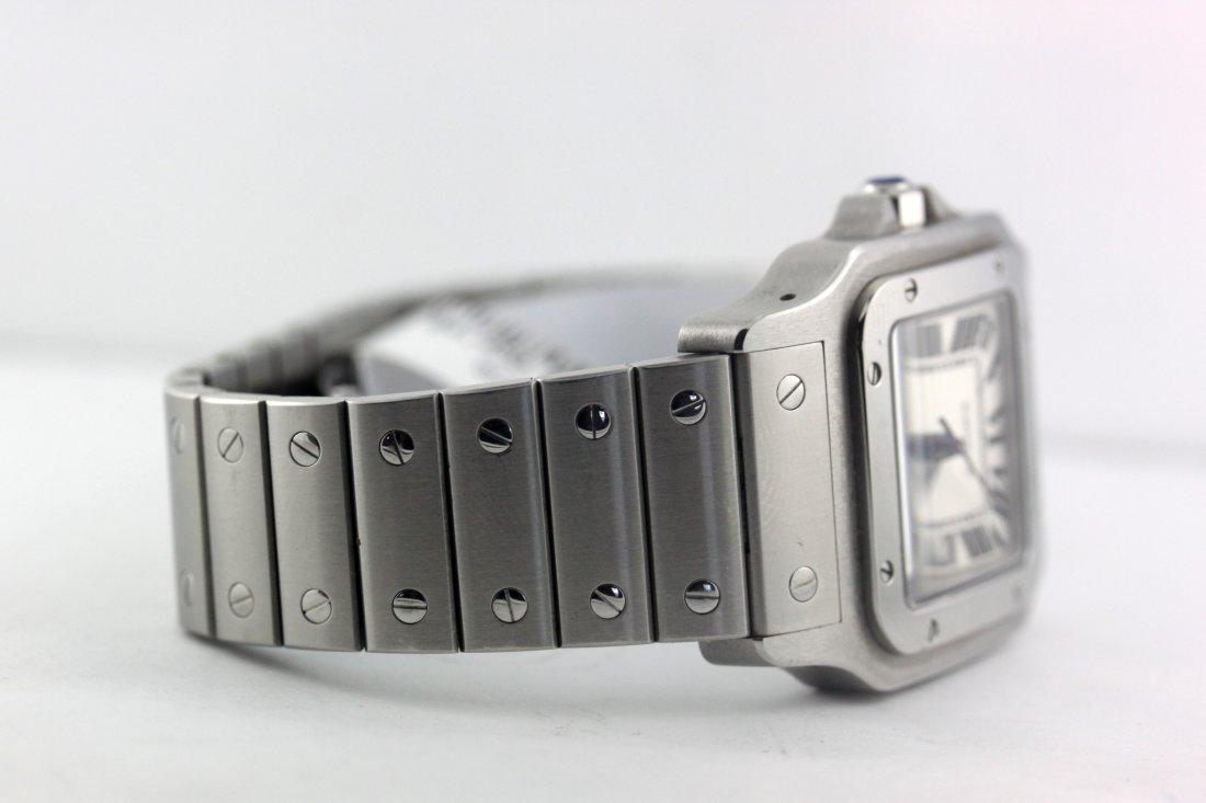 Cartier 2823 Santos Galbee XL Automatic Men's Watch - 3