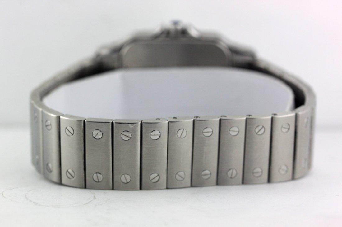 Cartier 2823 Santos Galbee XL Automatic Men's Watch - 4