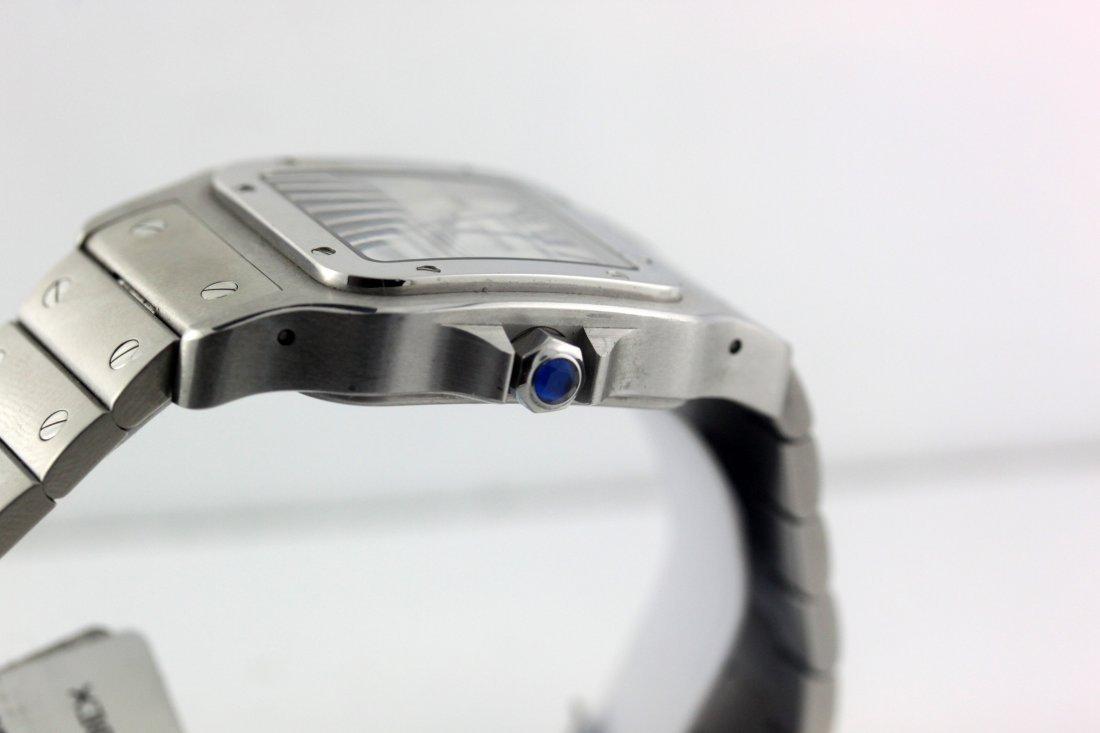Cartier 2823 Santos Galbee XL Automatic Men's Watch - 6