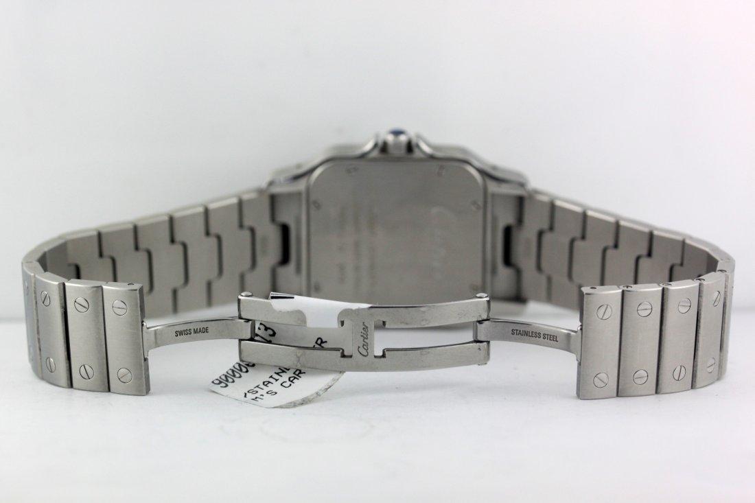 Cartier 2823 Santos Galbee XL Automatic Men's Watch - 7