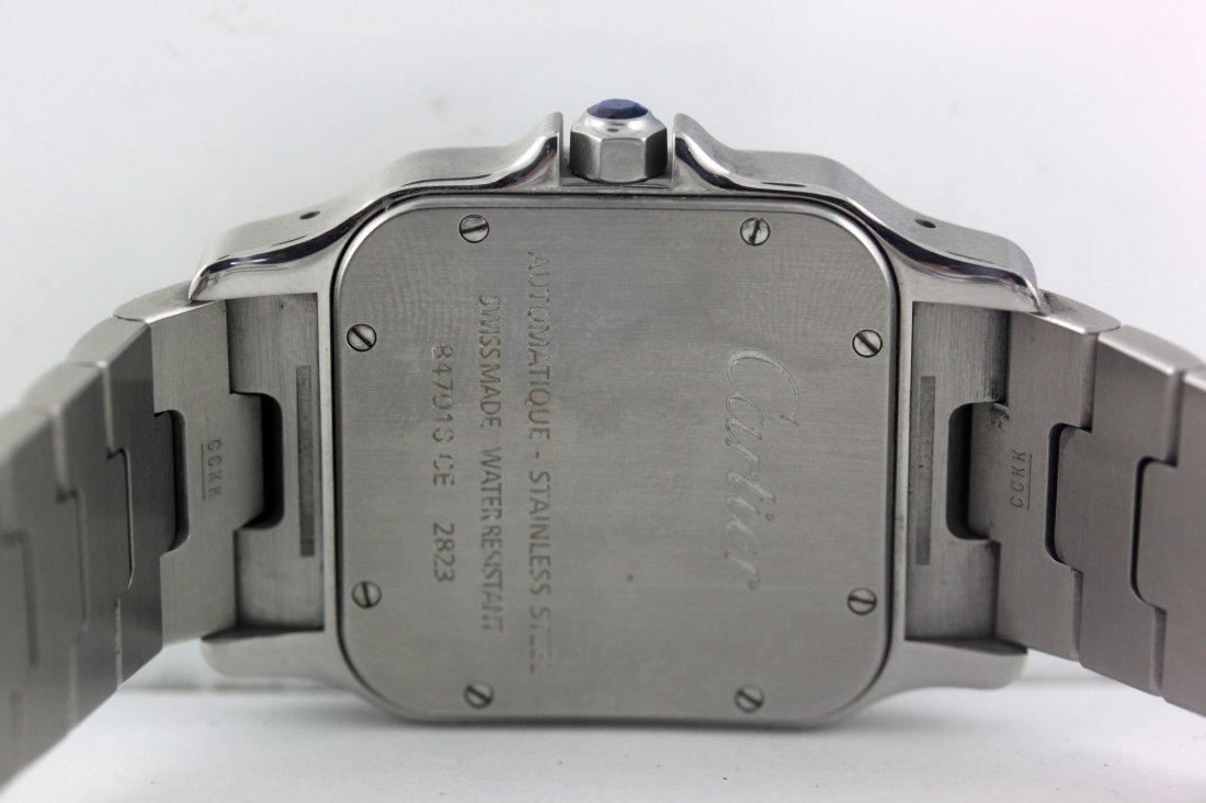 Cartier 2823 Santos Galbee XL Automatic Men's Watch - 8