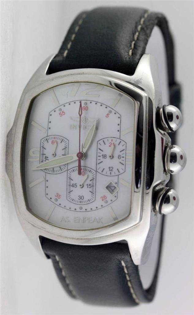 Invicta Men's Aspen Peak Lupah D485767 Chronograph