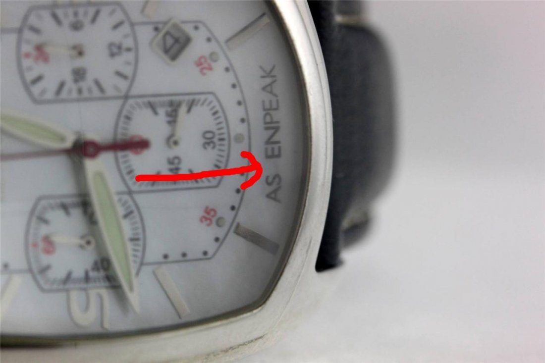 Invicta Men's Aspen Peak Lupah D485767 Chronograph - 3