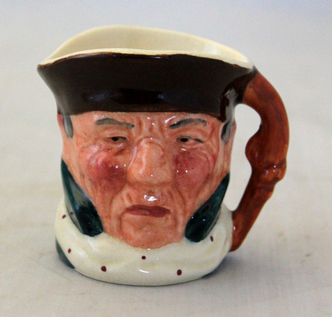 "Mini Toby Character Mug Lancaster Sandland ""The"