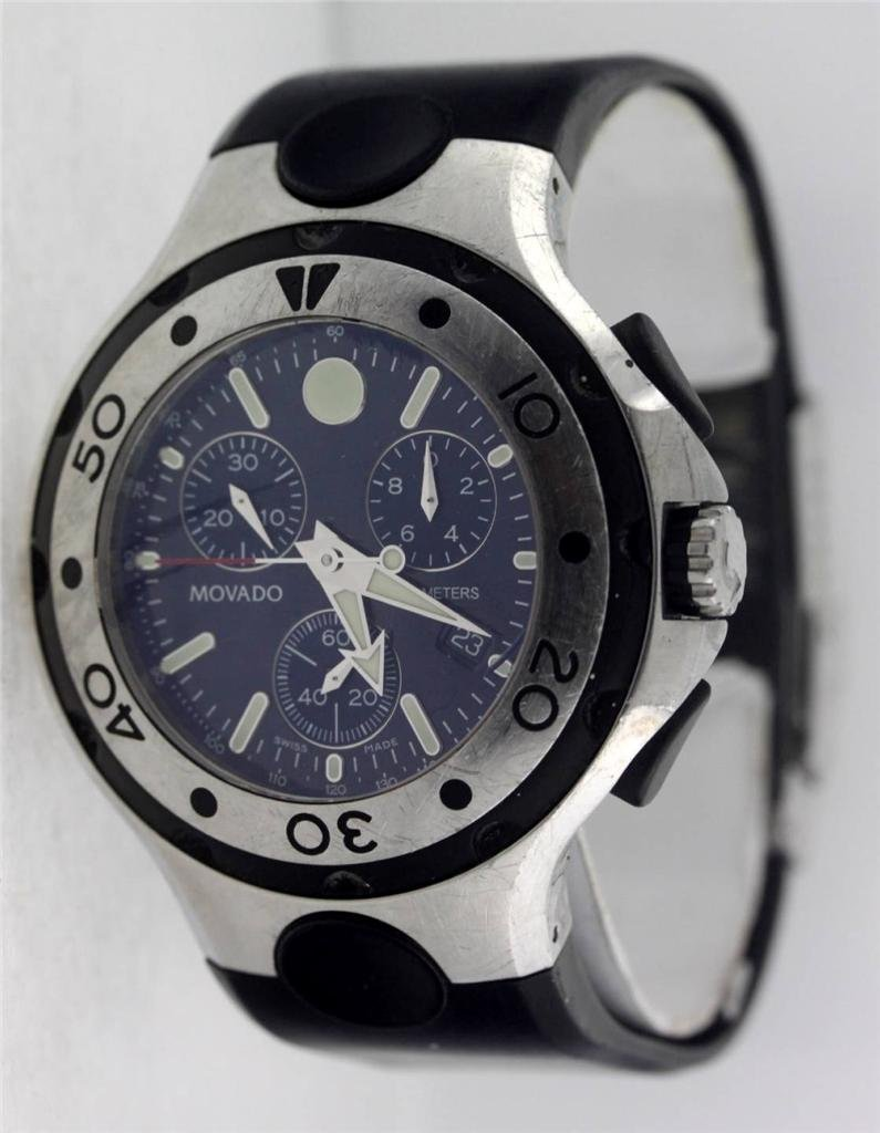 Movado Sport 800 Series Quartz Chronograph Men's Watch