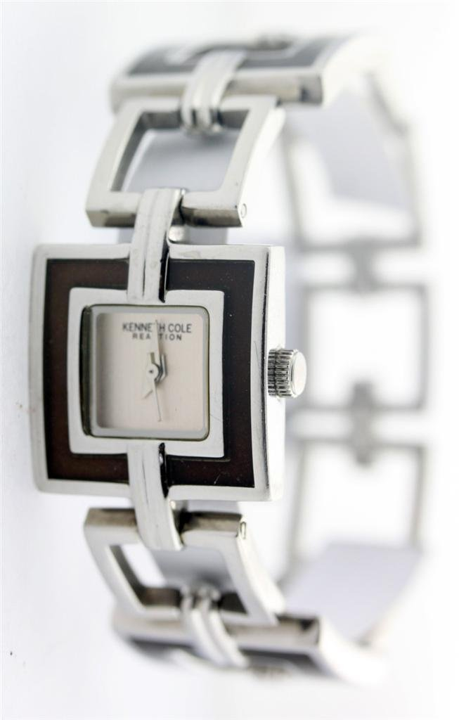 Kenneth Cole KC4524 Stainless Steel Silver Tone Dial