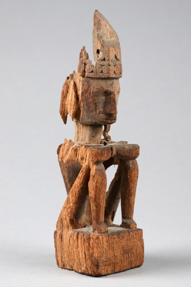 "Seated ancestor figure ""iene"" - Indonesia - Moluccas - - 4"