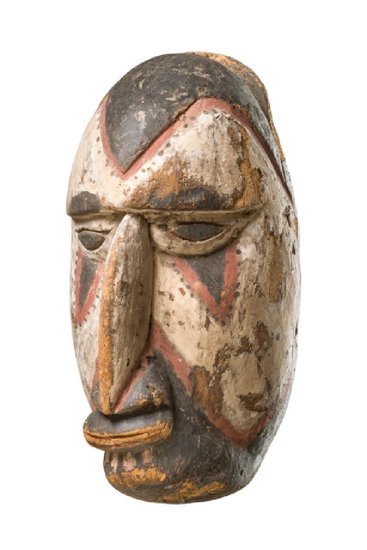 Yam mask - Papua New Guinea, Abelam, Maprik area