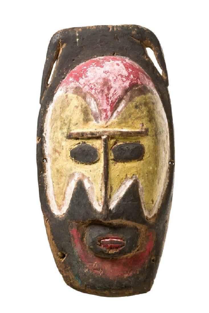 Yam mask - Papua New Guinea, Abelam