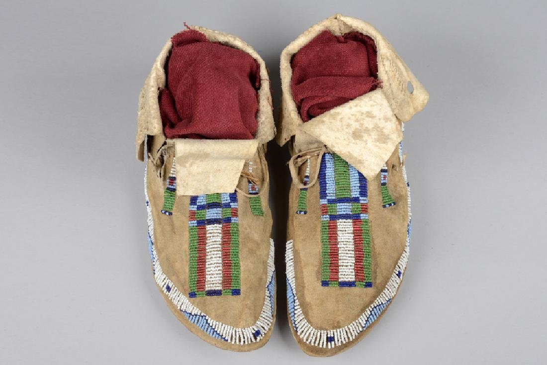 Moccasins - North America, Cheyenne - 6