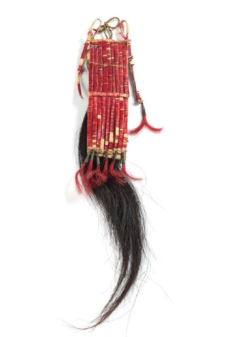 Hair drop - North America, Sioux