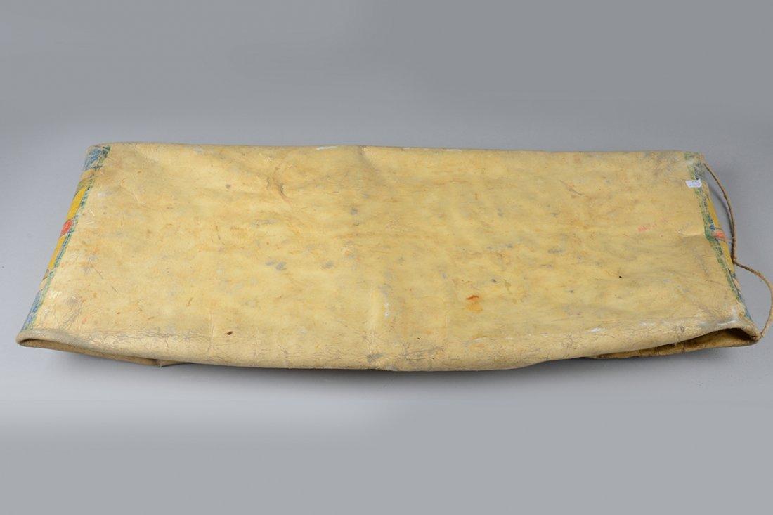 """Folded bag """"parflèche"""" - North America, Plains (Crow?) - 2"""