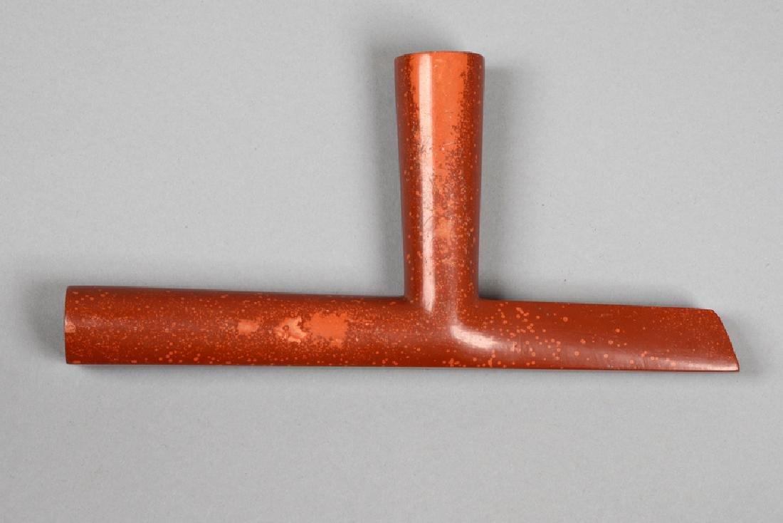 Pipe head - North America, Plains - 2
