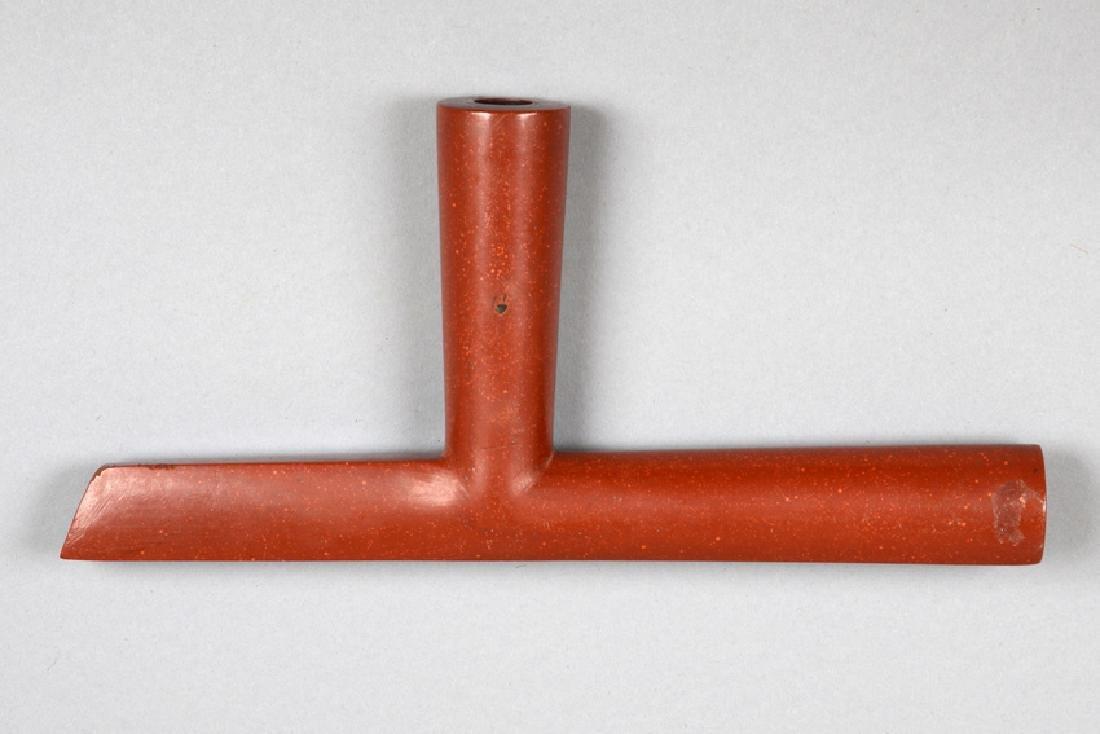 Pipe head - North America, Plains - 3