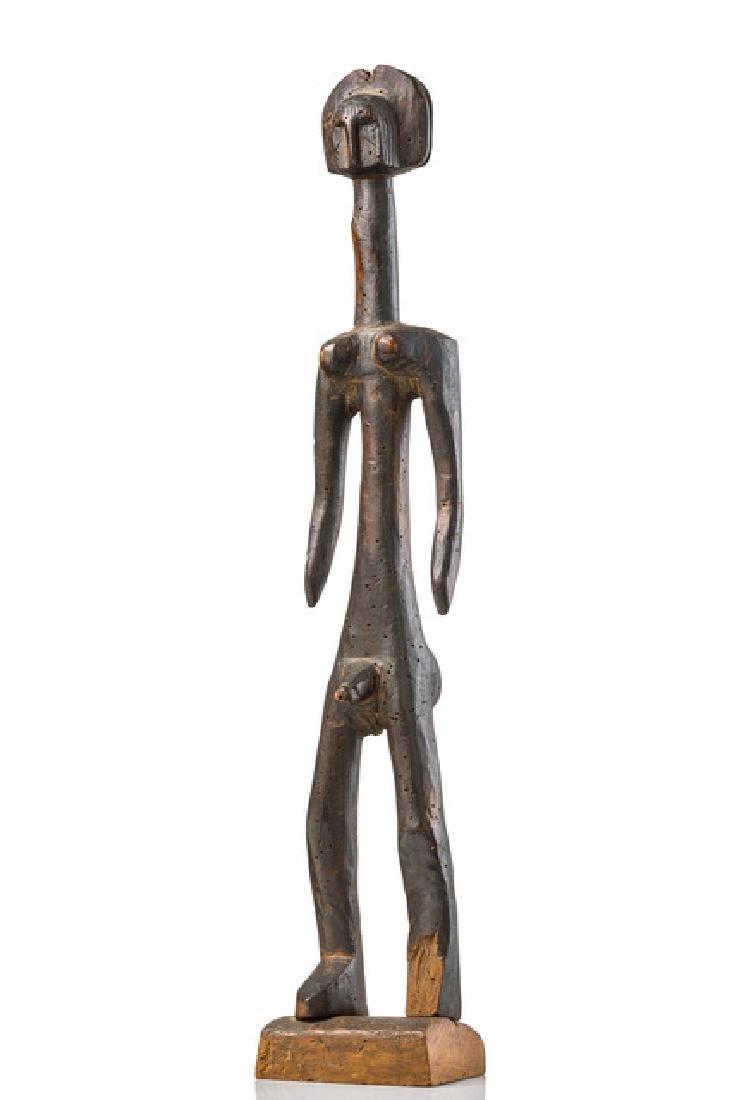 "Twin figure ""flanitokele"" - Mali, Bamana"