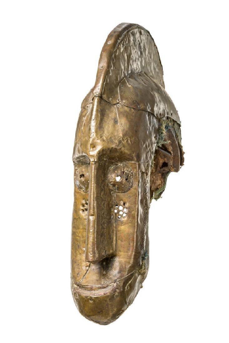 Rare mask - Mali, Bozo