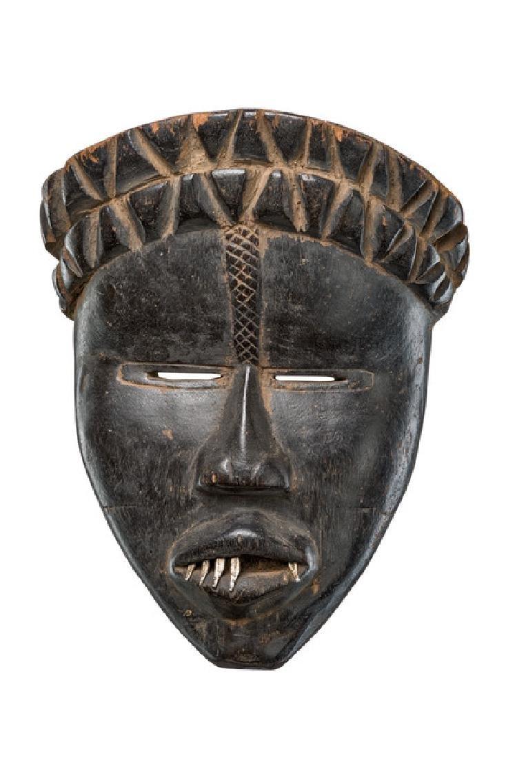 Mask - Côte d'Ivoire, Dan/Gio/Mano