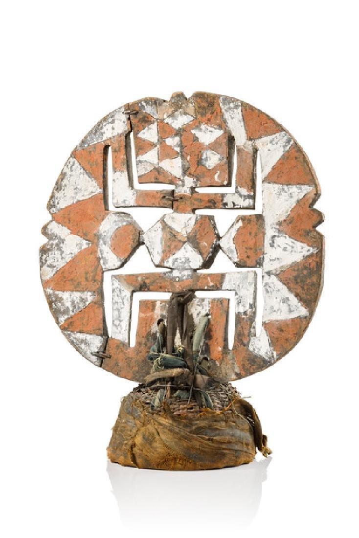 "Ceremonial headdress ""kwonro"" - Côte d'Ivoire, Senufo"