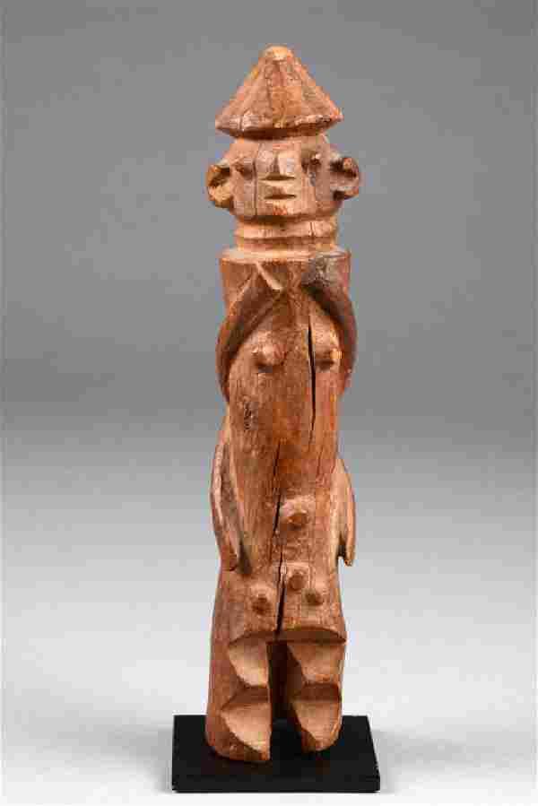 "Standing figure ""tauwa"" - Nigeria, Chamba"
