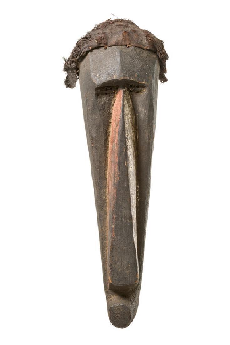 Mask - D. R. Congo, Dengese