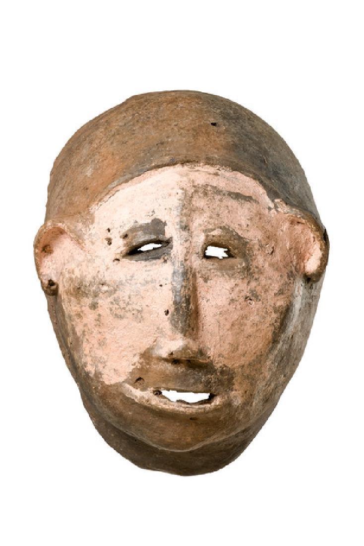 Face mask - Tanzania, Makonde