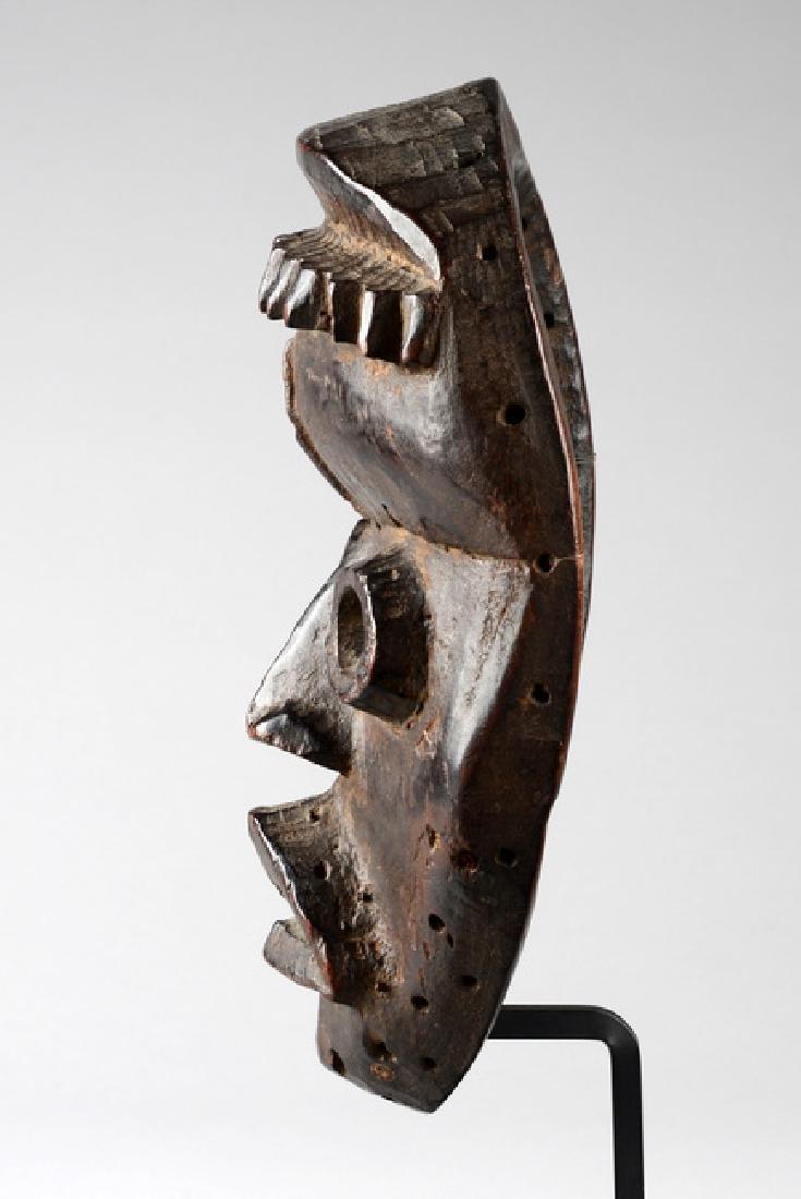 """Actor mask """"bagle"""" - Côte d'Ivoire, Dan - 2"""