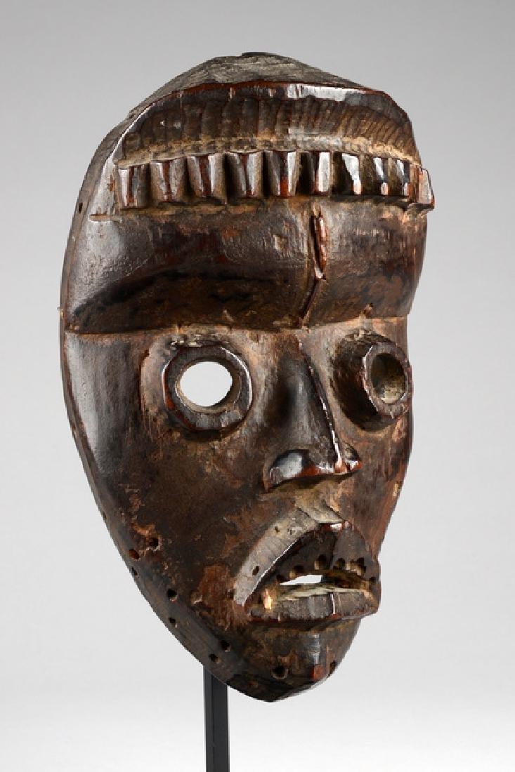 """Actor mask """"bagle"""" - Côte d'Ivoire, Dan - 3"""
