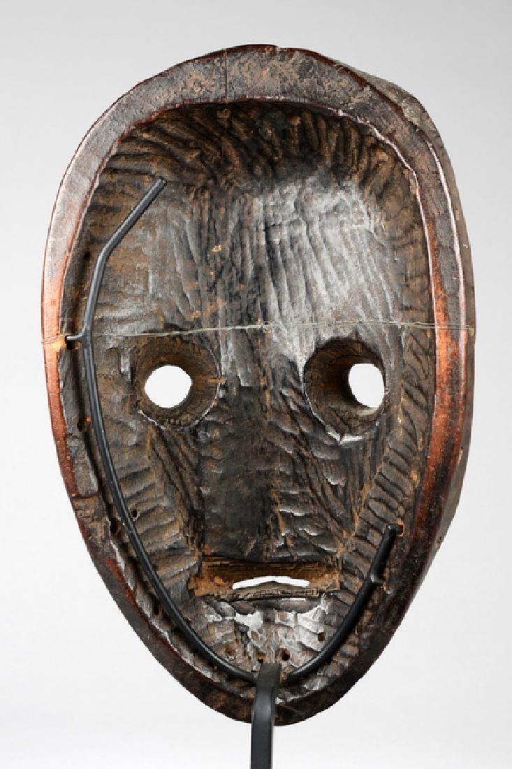 """Actor mask """"bagle"""" - Côte d'Ivoire, Dan - 5"""