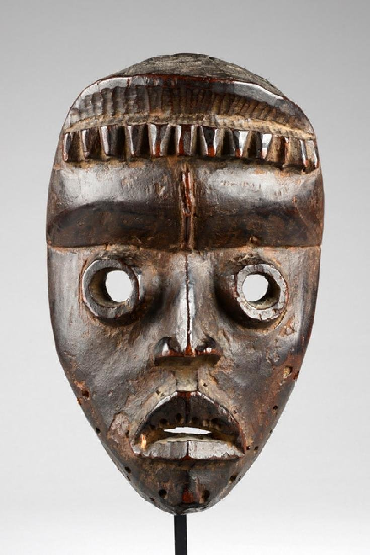 """Actor mask """"bagle"""" - Côte d'Ivoire, Dan - 6"""