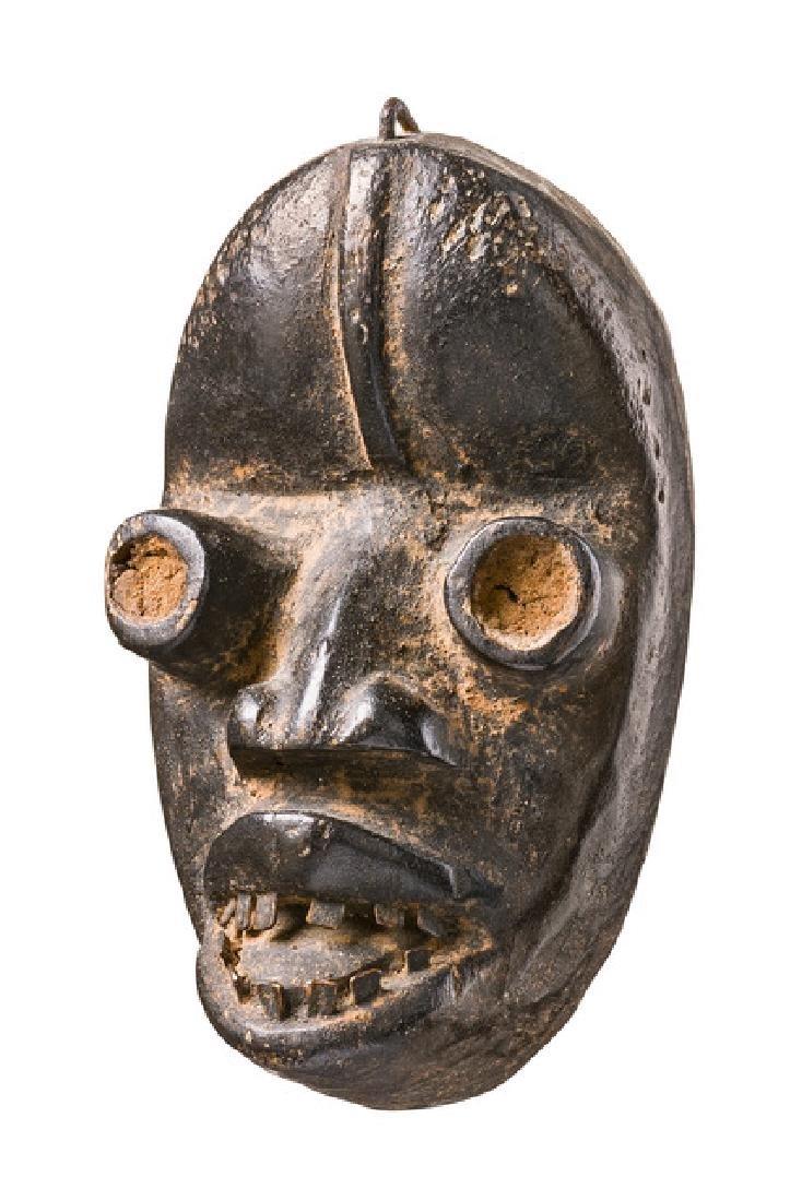 Miniature mask - Côte d'Ivoire, Dan/Ngere