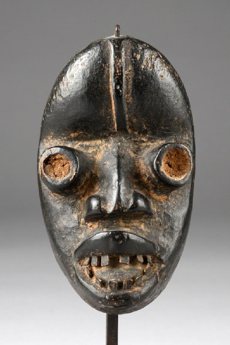 Miniature mask - Côte d'Ivoire, Dan/Ngere - 2