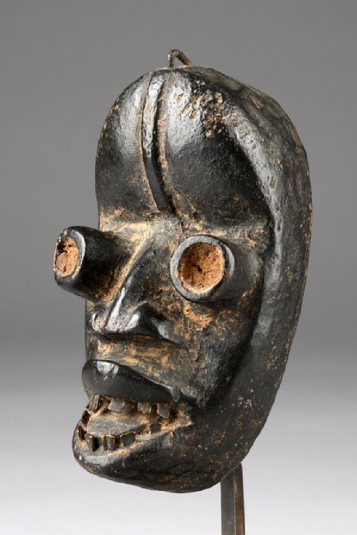 Miniature mask - Côte d'Ivoire, Dan/Ngere - 4