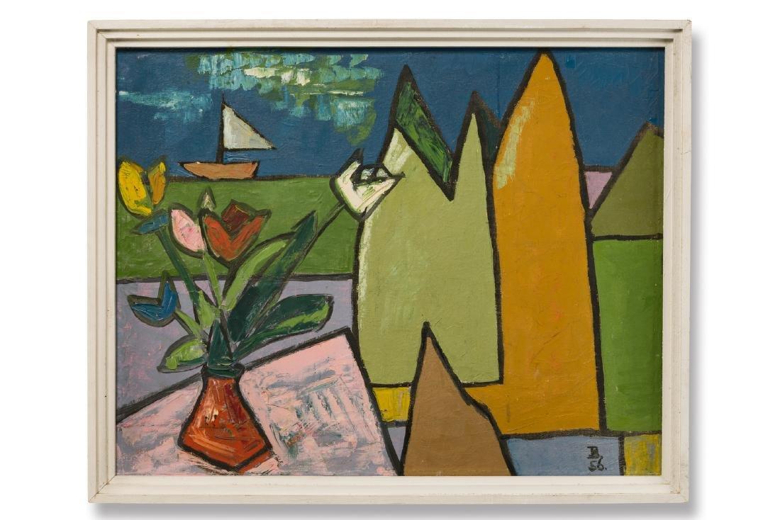Untitled, 1956 - Barth, Heinrich (1911-1967), Würzburg,