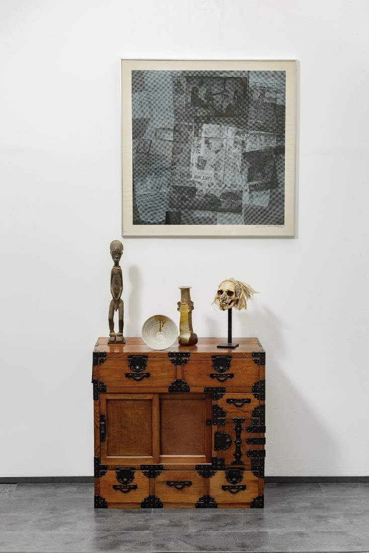 Surface Series: From Currents 1970 - Rauschenberg, - 2