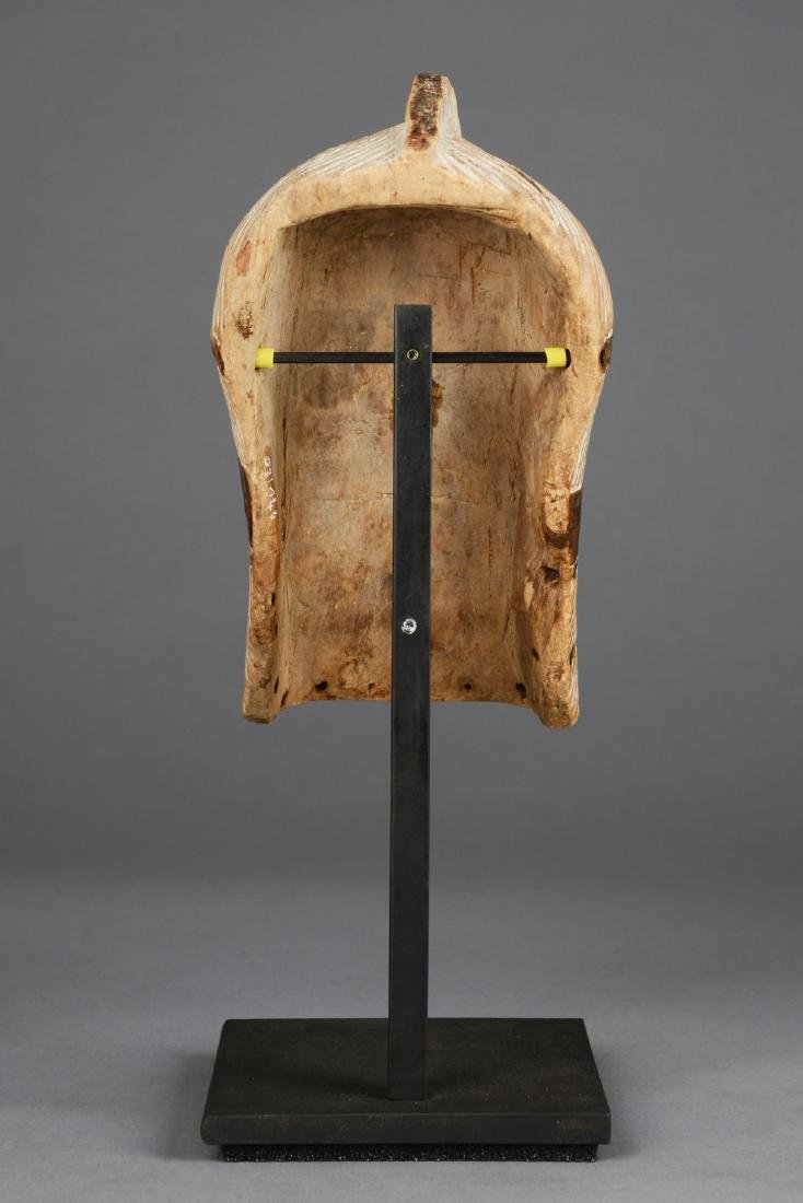 "Small mask ""kifwebe"" (""kilume"") - D. R. Congo, Songe - 6"