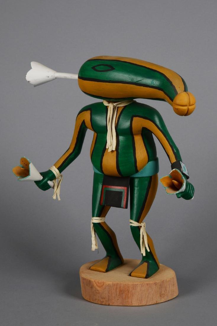 Squash (Patung) Kachina - Calnimptewa, Ron, Hopi