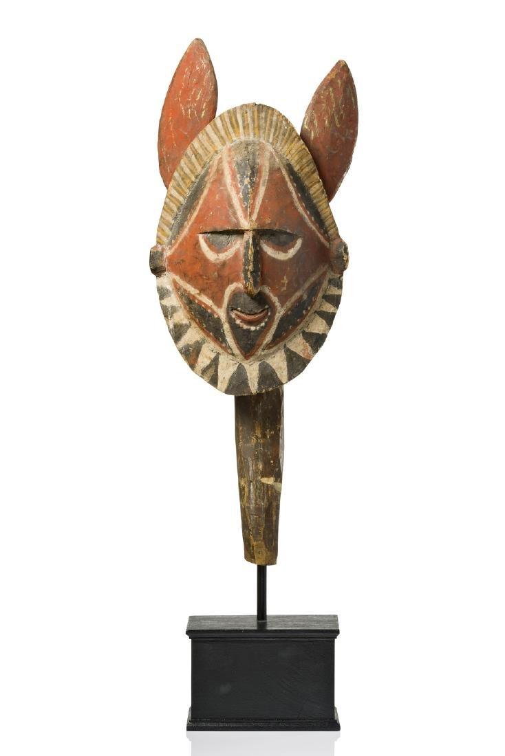 Portrait of a spirit head - Papua New Guinea, Abelam,