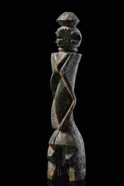 Standing anthropomorphic figure - Nigeria, Chamba