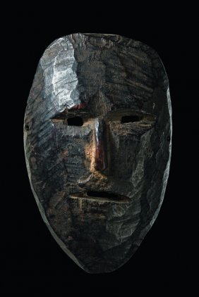 Mask, 19th Century - Nepal, Middle Hills