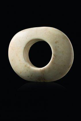 """Shell Currency Ring """"wamayuwa"""" - Papua-neuguinea -"""