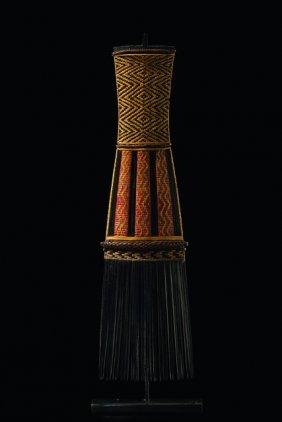 "Ornamental Comb ""faa"" - Solomon Islands - Malaita"