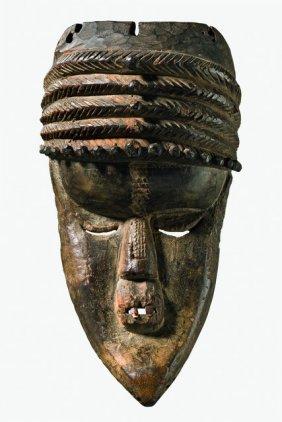 "Mask ""geh-naw"" - Liberia, Bassa"