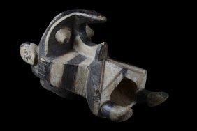 """Elephant Spirit Mask """"ogbodo Enyi"""" - Nigeria, Izzi"""