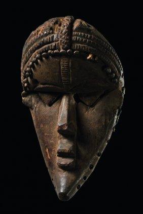 "Mask ""geh Naw"" - Liberia, Bassa"