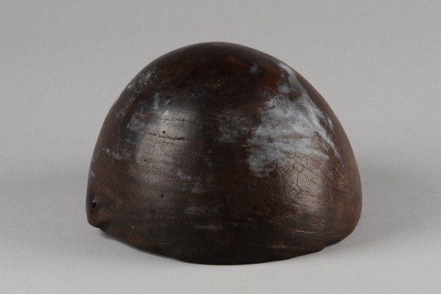 Helmet-shaped headdress, around 1900 - Philippines -