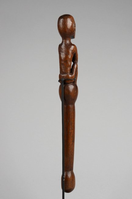 Figurally carved peg, around 1900 - Philippines - - 3