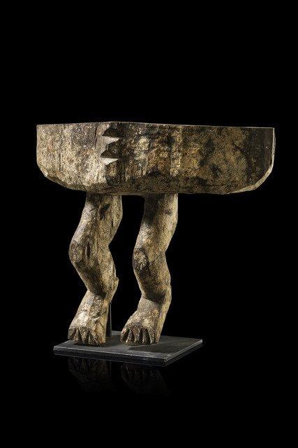 Coffin fragment - Indonesia - Borneo, Dayak
